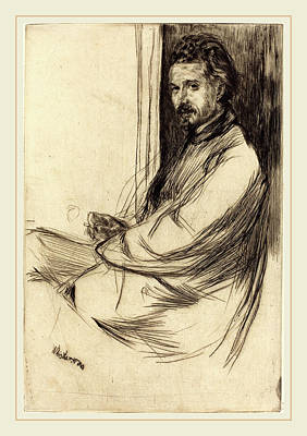 James Mcneill Whistler American, 1834-1903 Poster