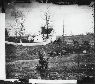 Civil War Bull Run, 1861 Poster by Granger