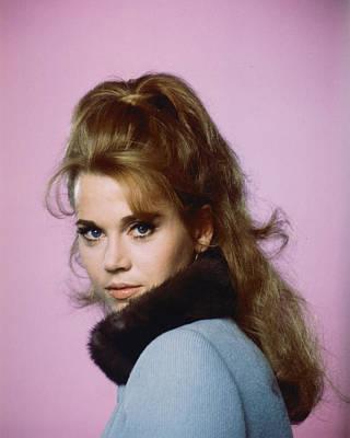 Jane Fonda Poster by Silver Screen