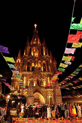 North America, Mexico, San Miguel De Poster