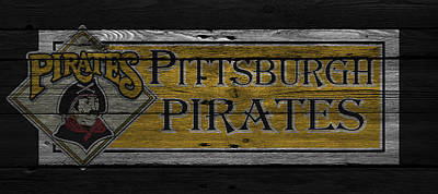 Pittsburgh Pirates Poster