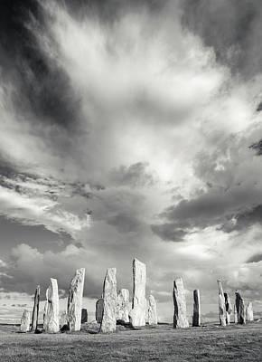 Standing Stones Of Callanish Poster