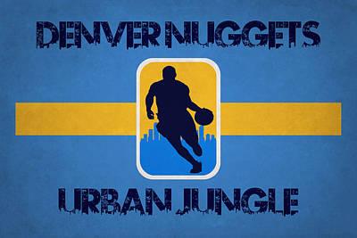 Denver Nuggets Poster