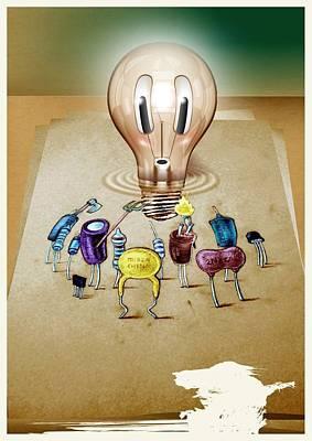 13 Poster by Laurentiu Ilina