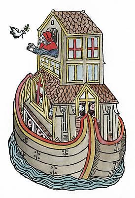 Noah's Ark Poster by Granger