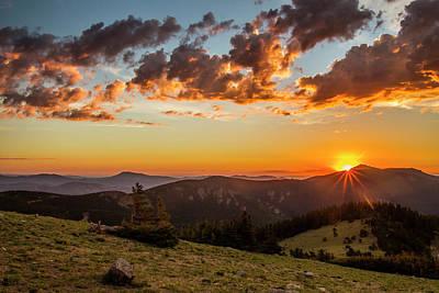 Usa, Colorado, Mt Poster by Jaynes Gallery
