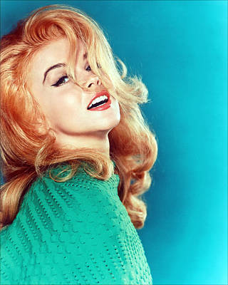Ann-margret Poster by Silver Screen