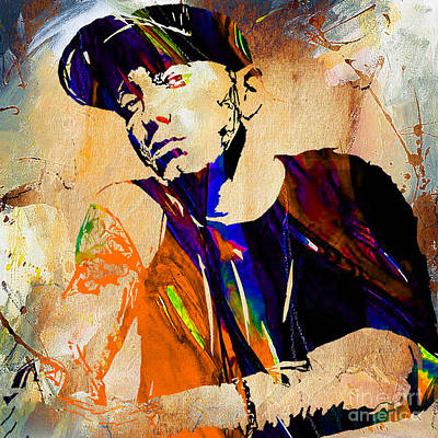 Eminem Collection Poster by Marvin Blaine