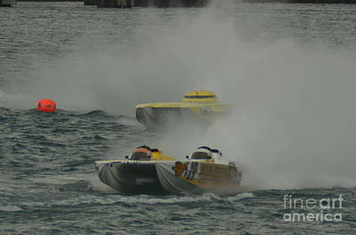 Port Huron Sarnia International Offshore Powerboat Race Poster