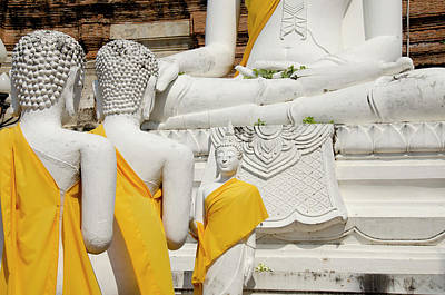 Thailand, Ayutthaya Poster