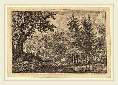 Allart Van Everdingen Dutch, 1621-1675 Poster by Litz Collection