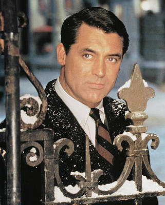 Cary Grant Poster