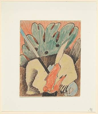 Untitled Poster by Arthur Dove