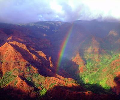 Usa, Hawaii, Kauai Poster