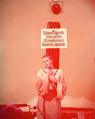 Ingrid Bergman Poster by Silver Screen