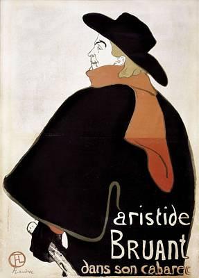 Toulouse-lautrec, Henri De 1864-1901 Poster