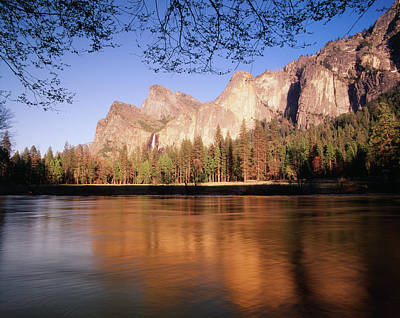 Usa, California, Yosemite National Poster