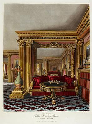 Carlton House Poster