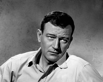 John Wayne Poster by Retro Images Archive