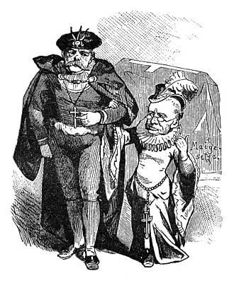 Prince Otto Von Bismarck (1815-1898) Poster