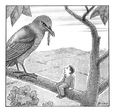 New Yorker December 22nd, 2008 Poster