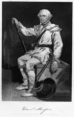 1700s 1770s General Daniel Morgan Poster
