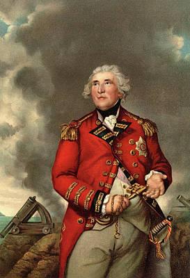 1700s 1787 Portrait George Augustus Poster