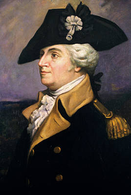 1770s 1780s 1790s Portrait Painting Poster