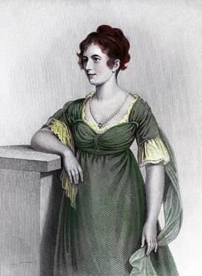 1790s Portrait Sally Foster Otis Poster