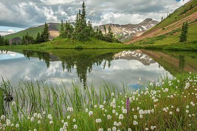 Usa, Colorado, Gunnison National Forest Poster