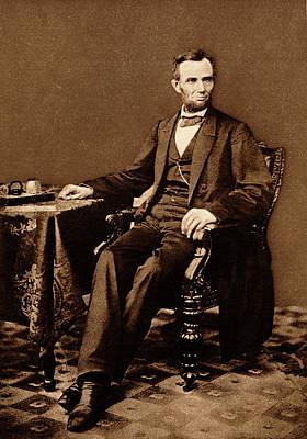1800s 1860s 1863 Portrait 16th Poster