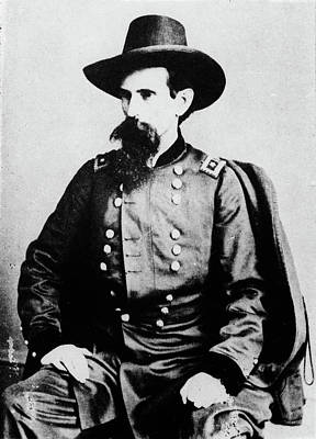 1800s 1860s General Lewis Lew Wallace Poster