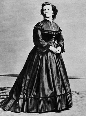 1800s 1860s Portrait Pauline Cushman Poster