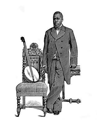 1800s 1870s Horace Weston Virtuoso Poster