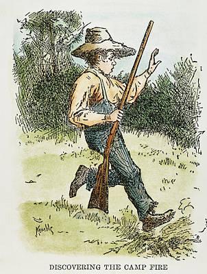Clemens Huck Finn Poster