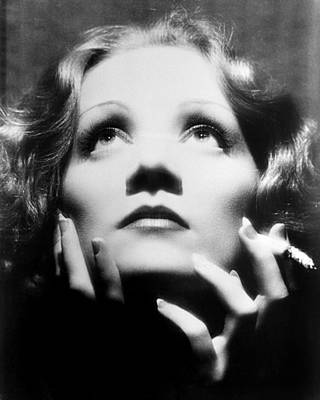 Greta Garbo Poster by Silver Screen