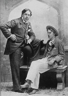 Oscar Wilde (1854-1900) Poster