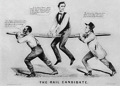 Presidential Campaign, 1860 Poster