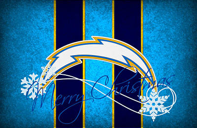 San Diego Chargers Poster