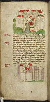Travels Of Sir John De Mandeville Poster