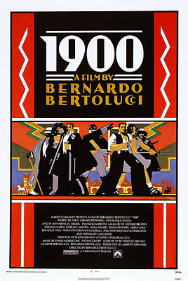 1900, Us Poster, 1976 Poster by Everett