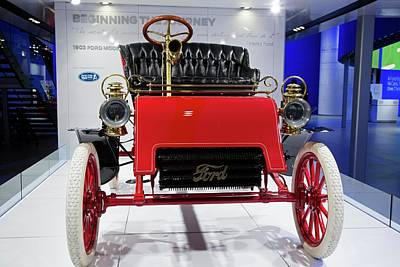 1903 Ford Model A Poster