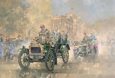 1904 Norfolk  Poster