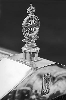 1909 Rolls-royce Silver Ghost 3 Poster by Jill Reger