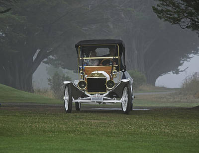 1911 Ford Model T II Poster by Dave Koontz