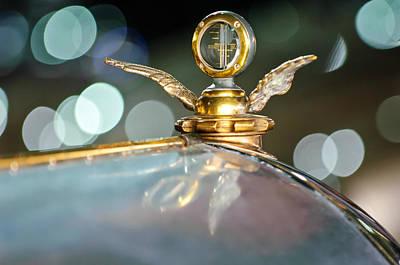 1921 Bentley Motometer Hood Ornament -0471c Poster
