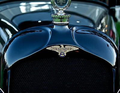 1921 Duesenberg A Bender Coupe Poster