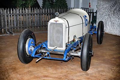 1921 Duesenberg Race Car Poster