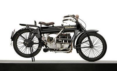 1923 Nimbus 746cc Four Cylinder Poster