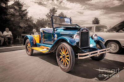 1925 Chevrolet Pickup Poster